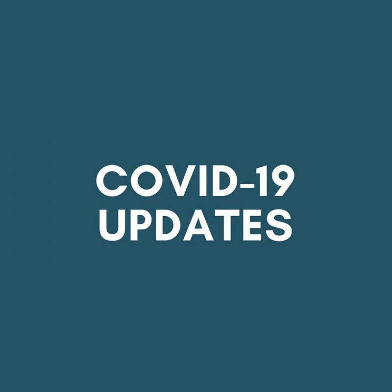 Covid-19 Safety Updates