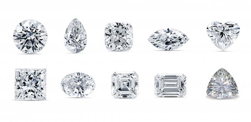 Diamond Guide | Shapes
