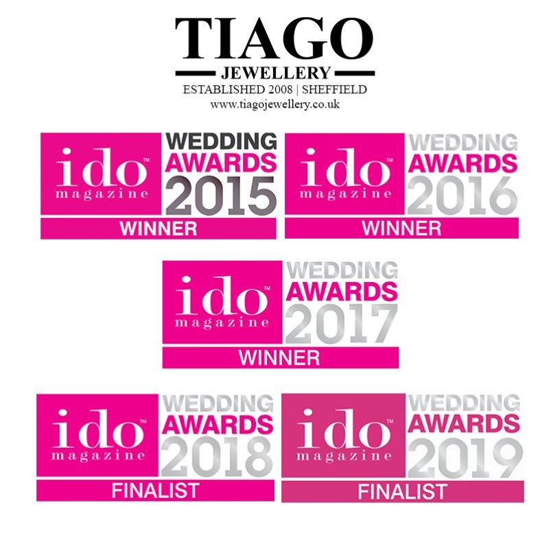 FINALIST for The 2019 IDO WEDDING AWARDS