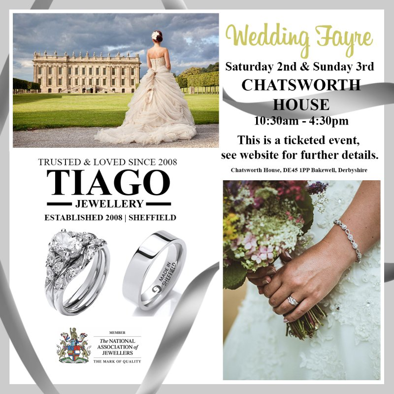 Wedding Fayre Showcase | 2nd & 3rd March | Chatsworth House