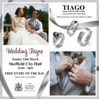 Wedding Fayre Showcase | Sunday 24th March | Sheffield City Hall