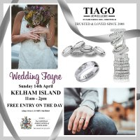 Wedding Fayre Showcase | Sunday 14th April | Kelham Island