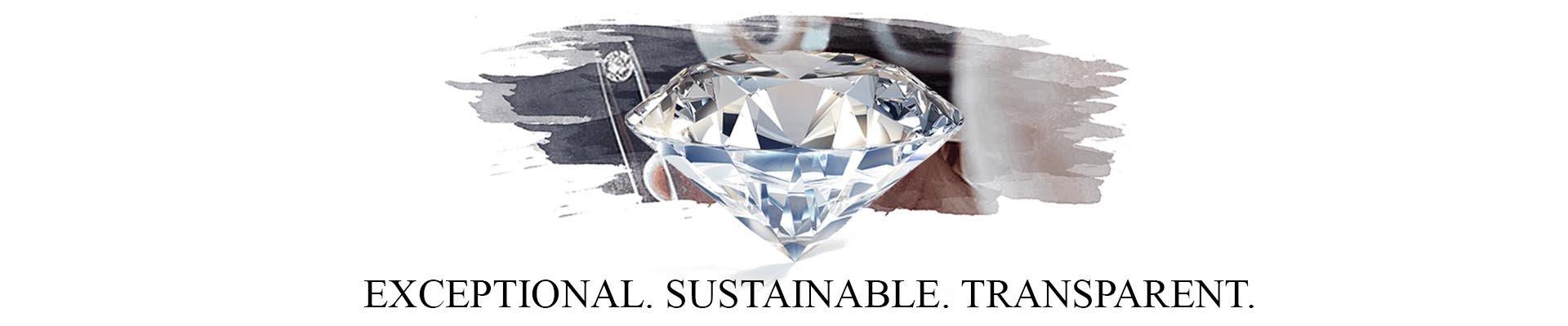 Laboratory Created Diamond Jewellery