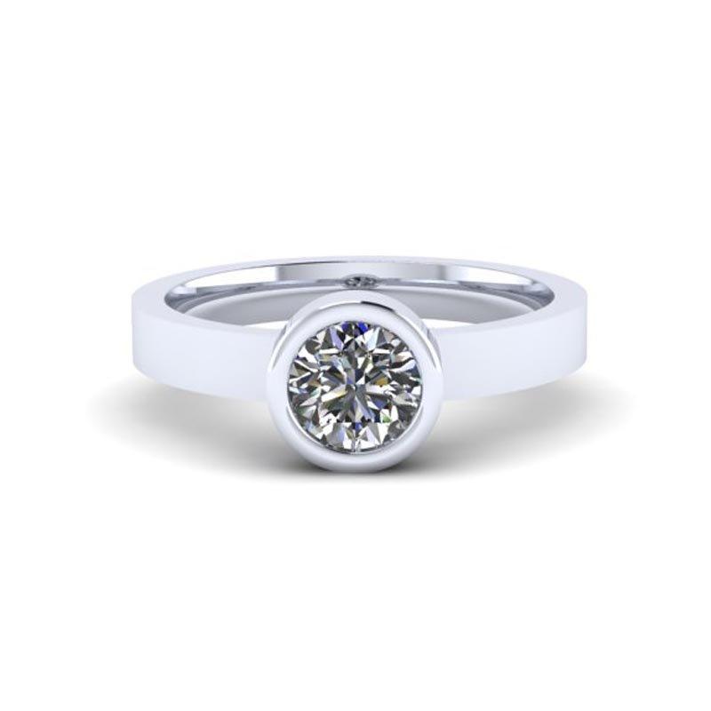 1.00ct Lab Grown Diamond Engagement Ring £4000.00