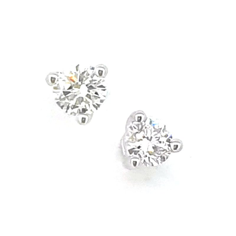18ct Diamond Studs 0.16ct £450.00