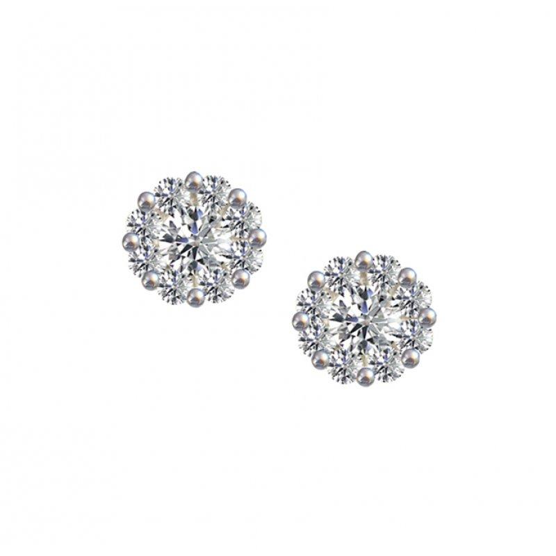 AVA Earrings £544.00
