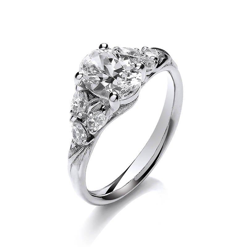 TIAGO Engagement Rings