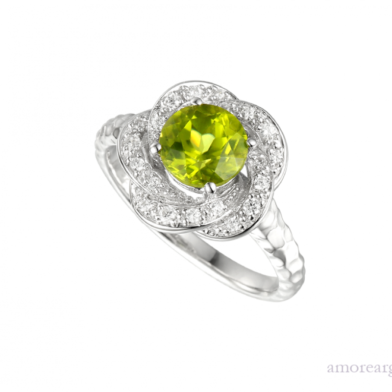 Olive Green Ring £95.00