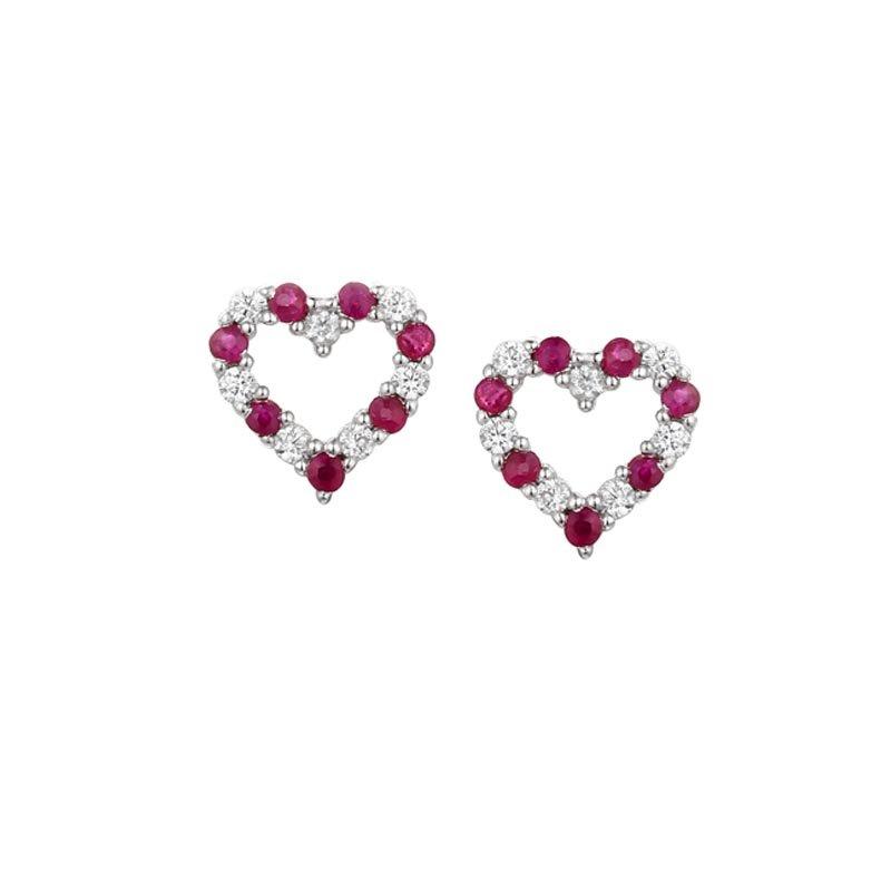 Love Life Ruby Earrings £95.00