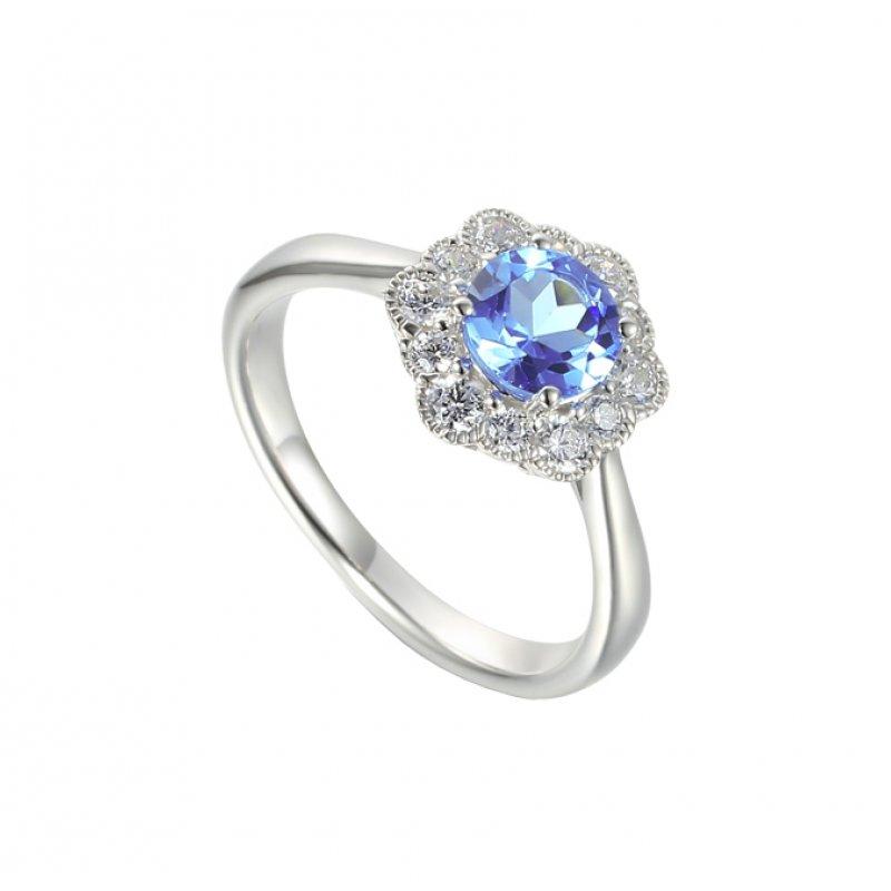 LOVABLE Hexagon Ring £1438.00