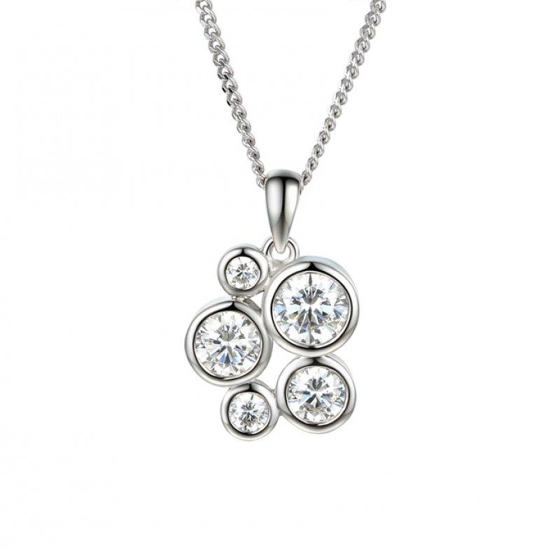 Bubble Necklace White £69.50