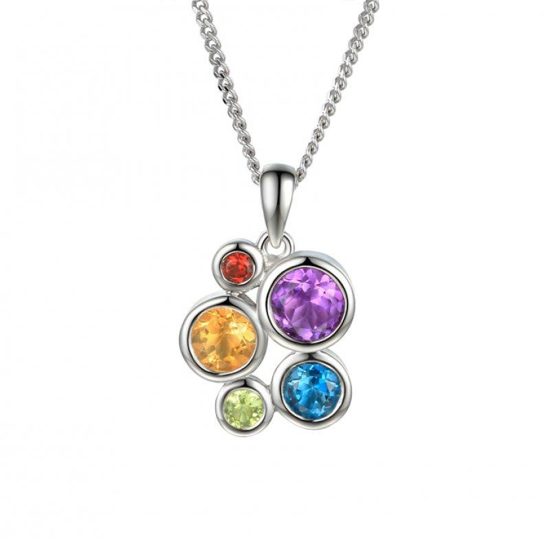 Bubble Necklace Rainbow £95.00