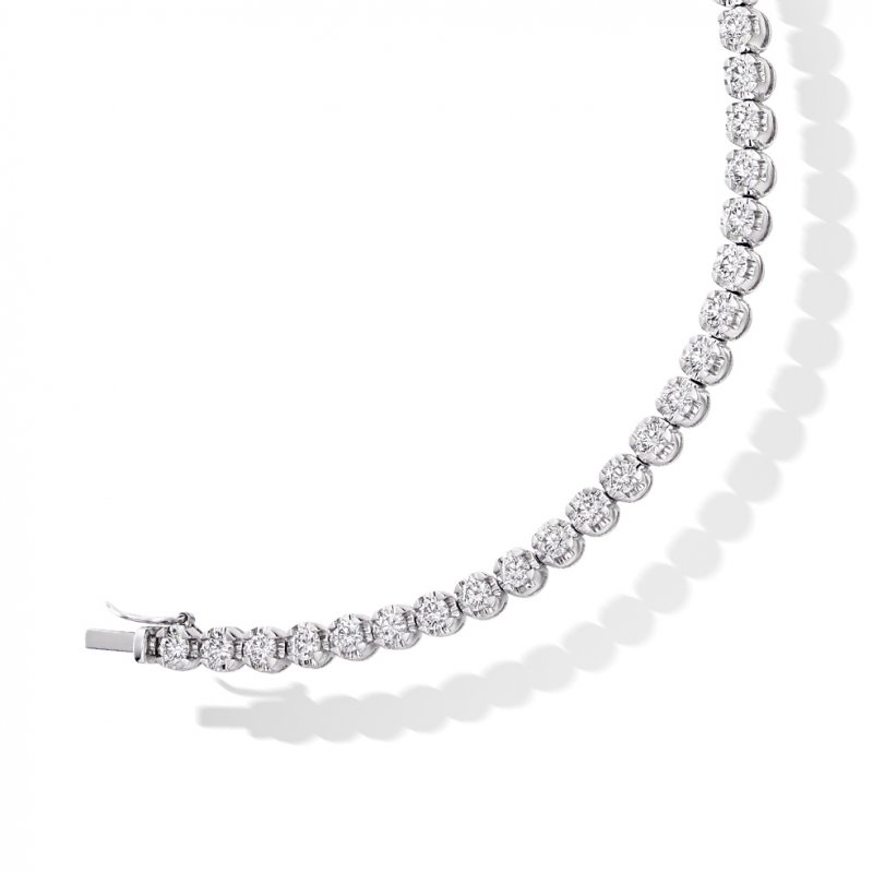 4.00ct Diamond Bracelet