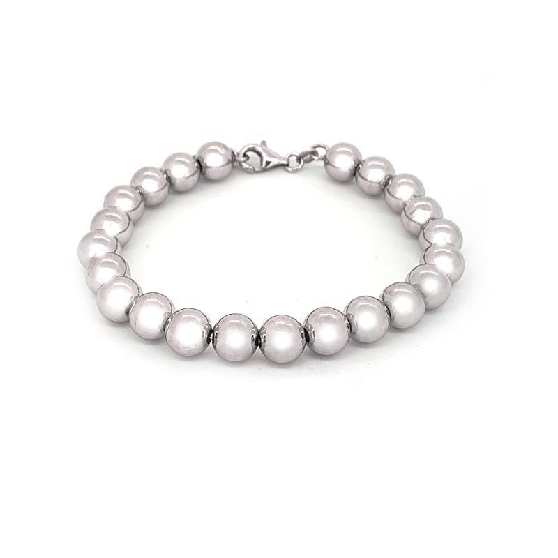 Silve Ball Bracelet £66.00