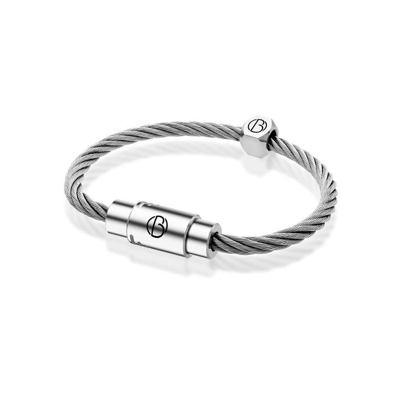 CABLE™ Stainless Steel Bracelet