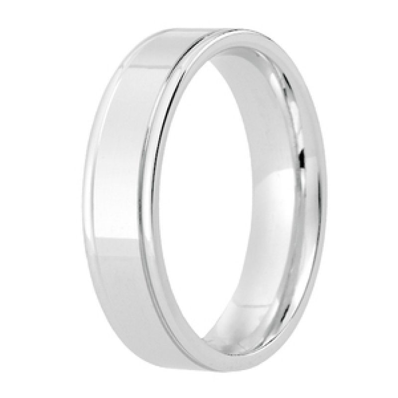 Diamond Cut Wedding Band 3