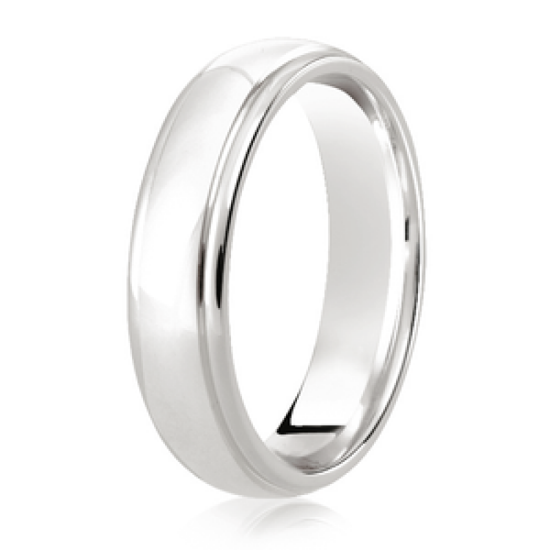 Diamond Cut Wedding Band 32