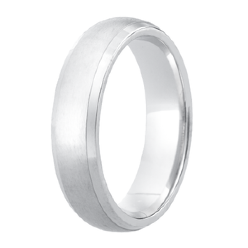 Diamond Cut Wedding Band 18