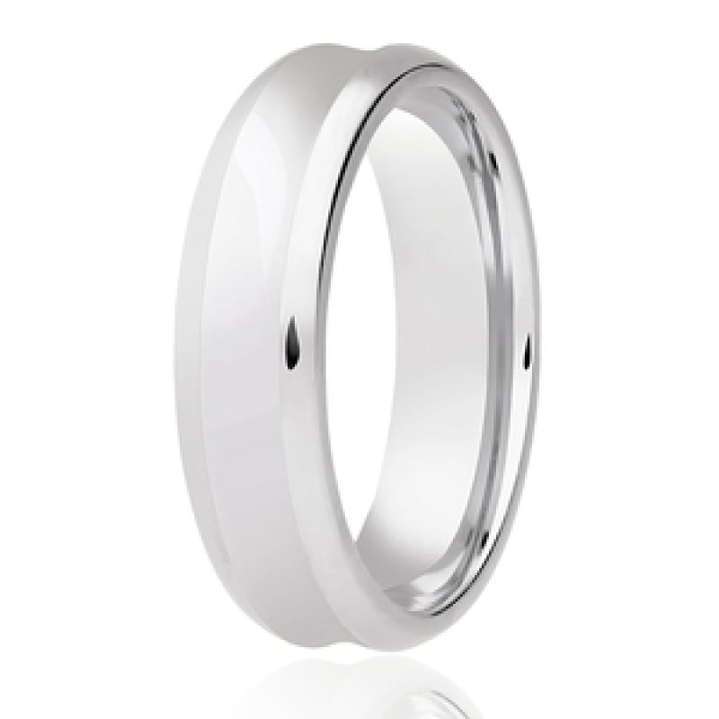 Diamond Cut Wedding Band 16