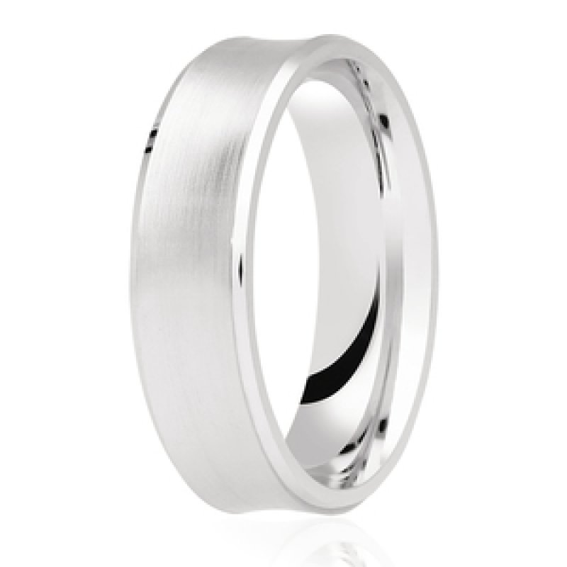 Diamond Cut Wedding Band 15