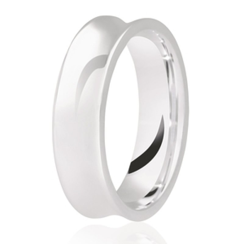 Diamond Cut Wedding Band 6