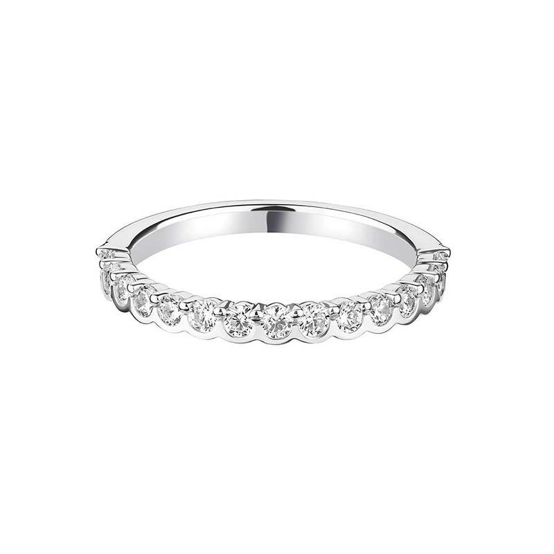 0.45ct Demi flush diamond decorative band £1342.00