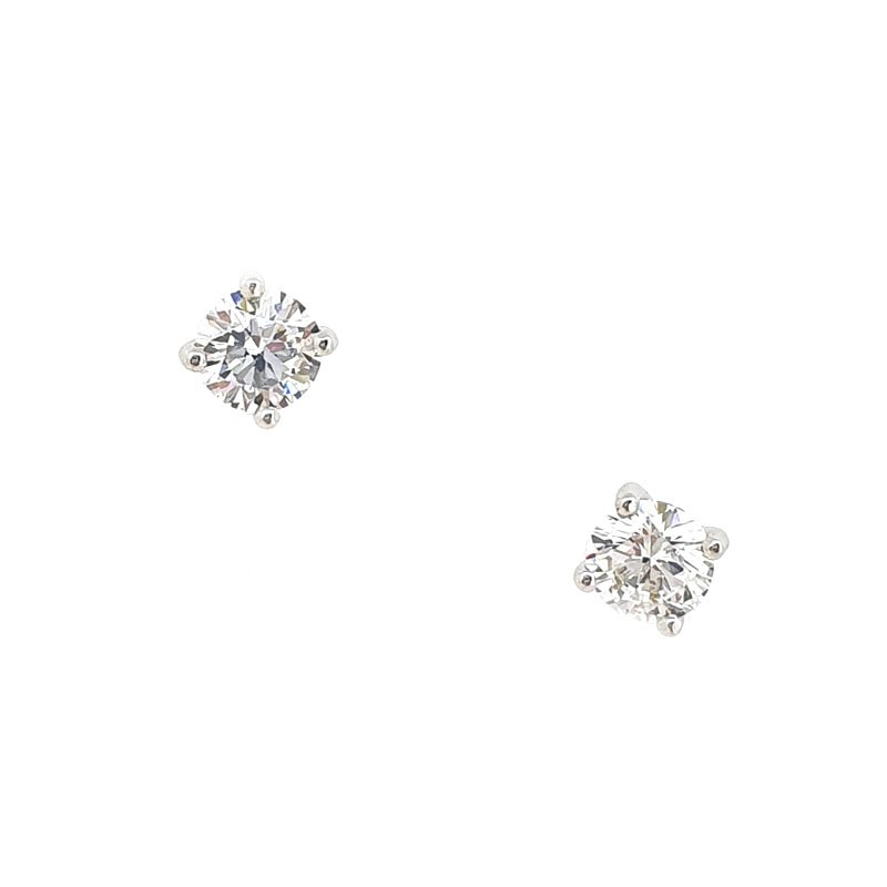 0.71ct Laboratory Created Diamond Studs £975.00