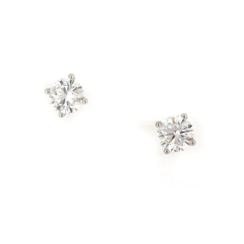 1.00ct Laboratory Created Diamond Studs £1240.00