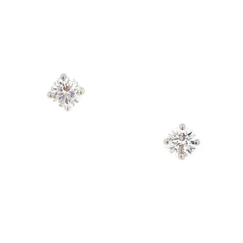 0.45ct Laboratory Created Diamond Studs £525.00