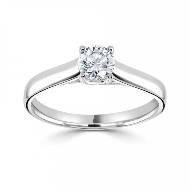 0.50ct Lab Grown Diamond Engagement Ring £1545.00