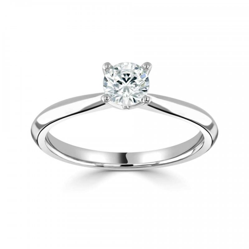 0.40ct Four Claw Solitaire £1818.00