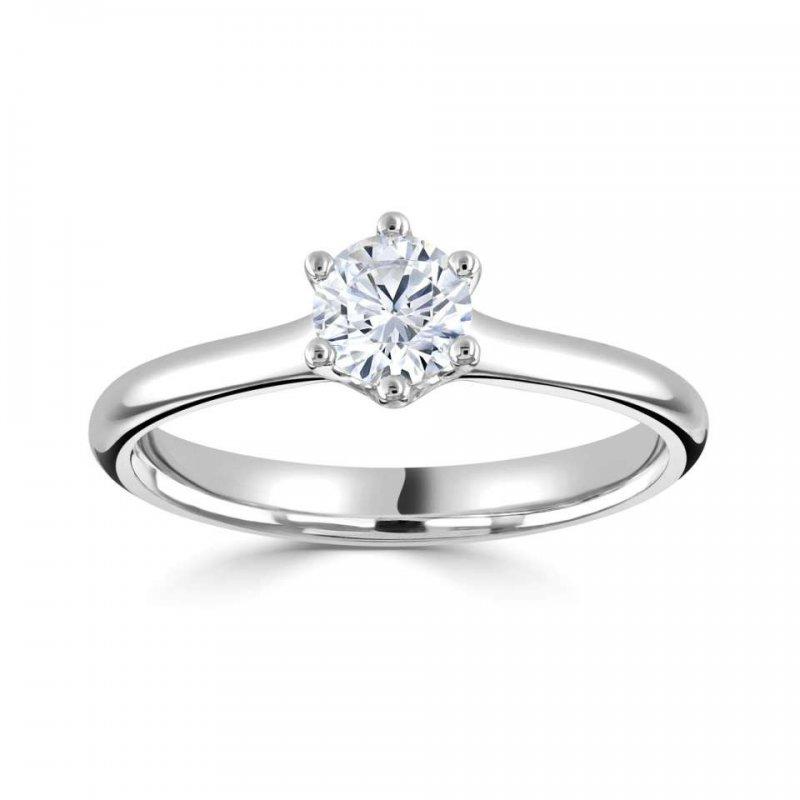 0.50ct Lab Grown Diamond Engagement Ring £1591.00