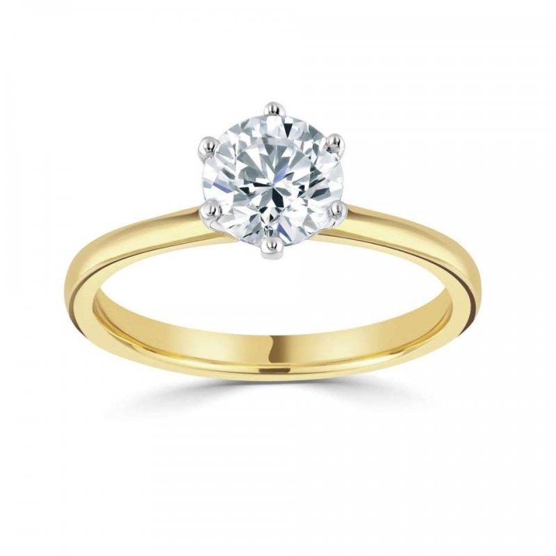 0.30ct Lab Grown Diamond Engagement Ring £950.00