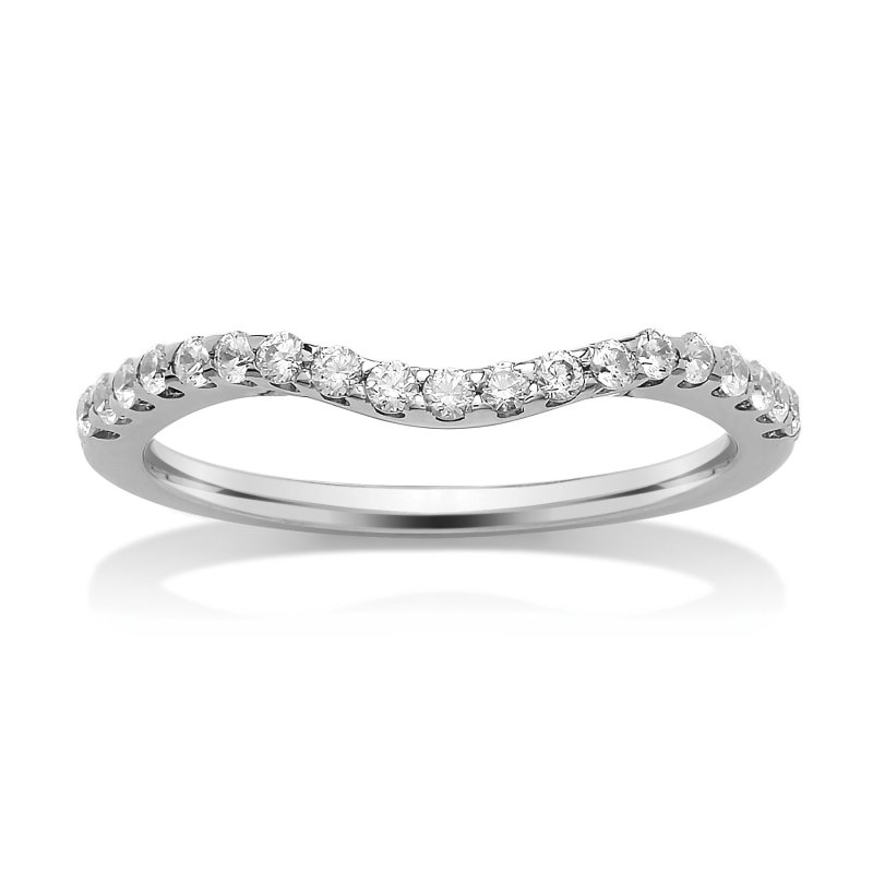 Ladies Shaped & Fancy Wedding Bands