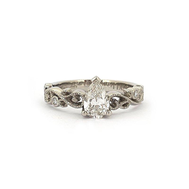 0.51ct Pear Diamond Sophia Ring £2875.00