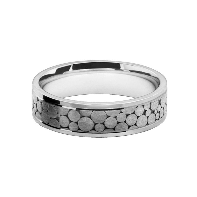 Patterned Laser Cut Band 2