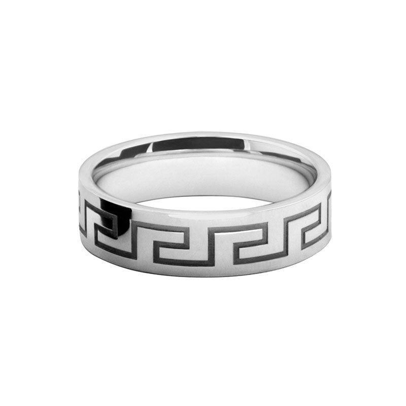 Patterned Laser Cut Band 20